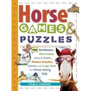 HORSE GAMES & PUZZLE