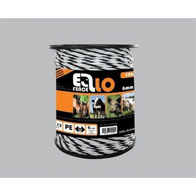 Cordon électrique - Elofence 6 mm x 300 m