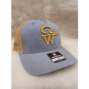 CASQ CW LOW PROFILE AMBER GOLD