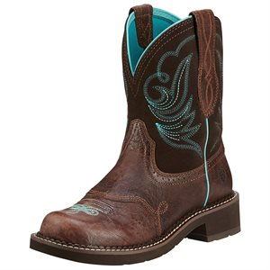 ARIAT FATBABY BOOTS CHOCOLATE