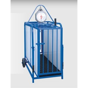 ANALOG SCALE - CAGE COMPLETE
