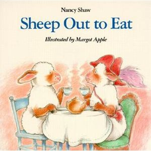 BOOK SHEEP OUT TO EAT