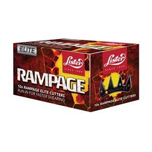 LAME - CONTRE PEIGNE LISTER RAMPAGE